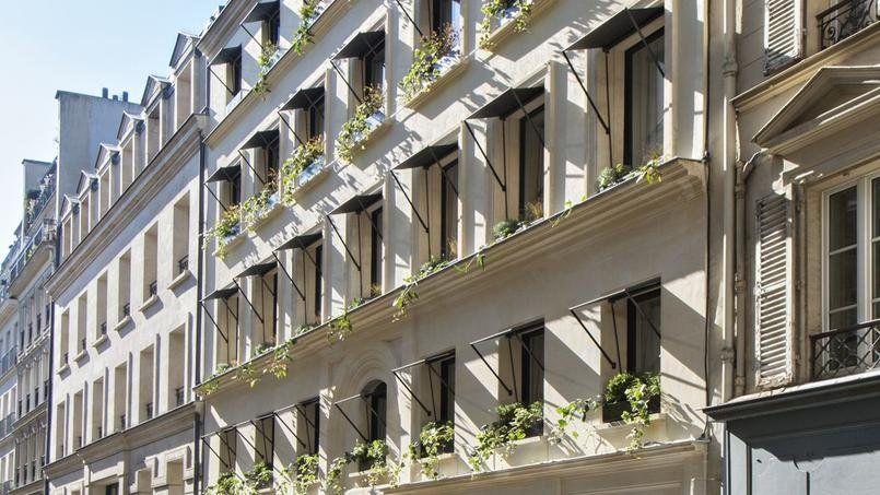 D anciens bureaux transformés en hôtels de luxe ab prestige