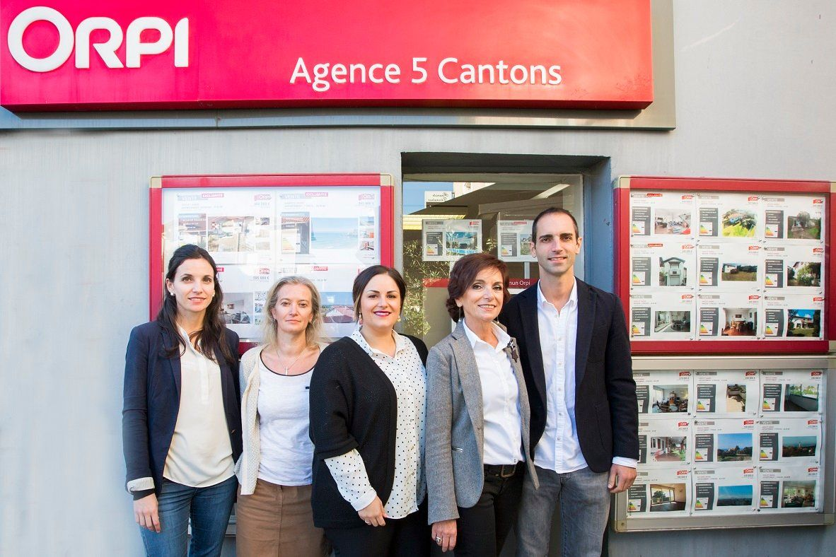 agence immobiliere anglet 5 cantons