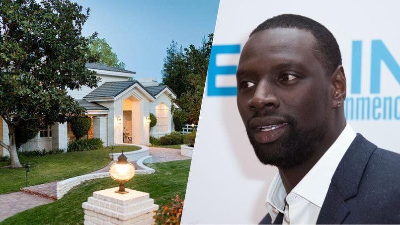 omar sy veut vendre sa villa de luxe ab prestige. Black Bedroom Furniture Sets. Home Design Ideas