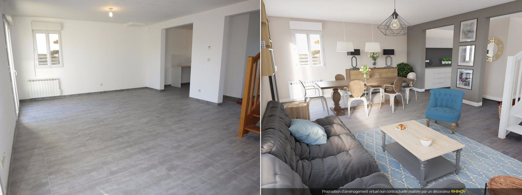Agence Immobilière Home Staging le home staging virtuel et ses miracles    orpi foucard