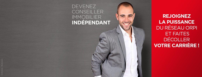 Rejoignez le 1 er réseau immobilier de France