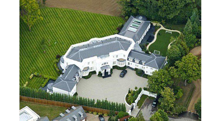 Les Plus Belles Villas De Footballeurs Ab Prestige Immobilier Orpi