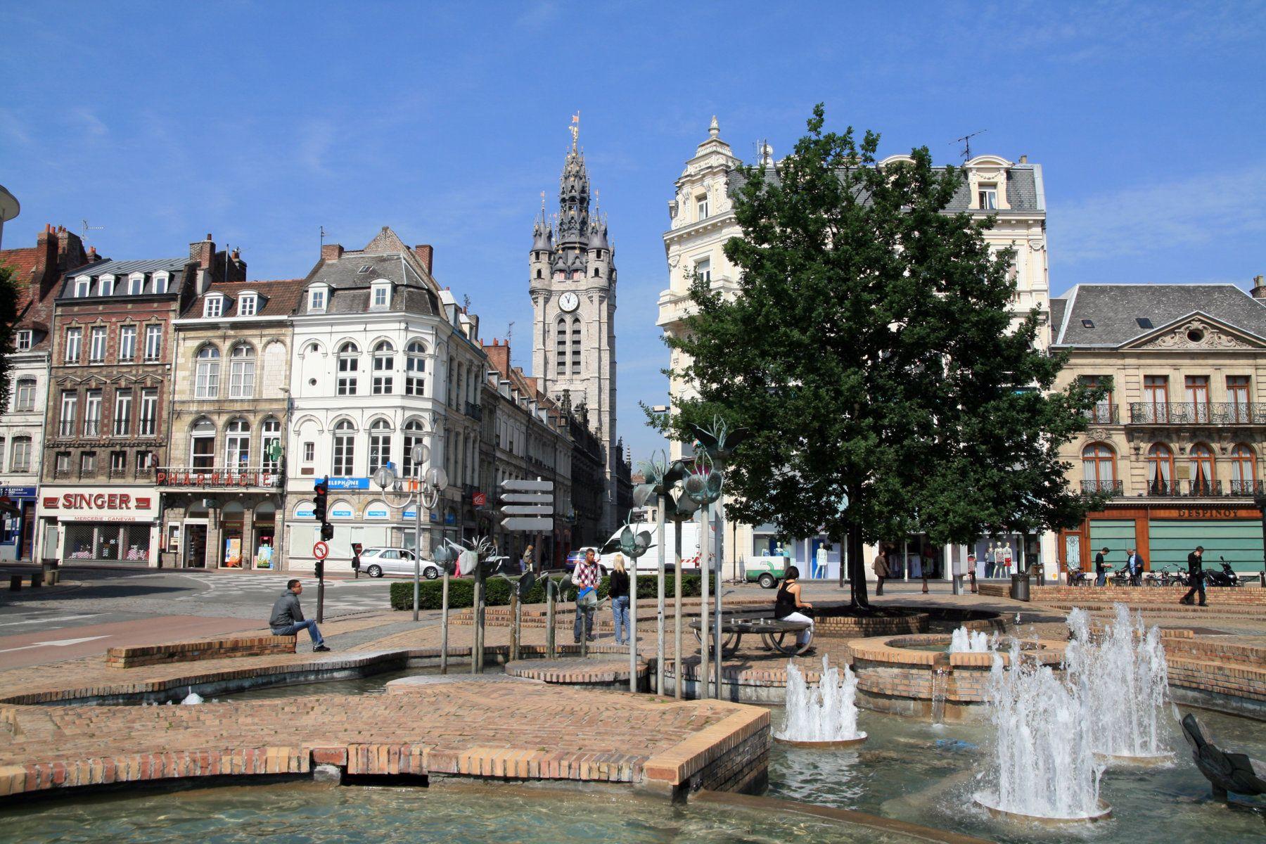 Place d'Armes de Douai
