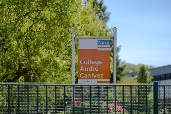 Collège André Canivez à Douai