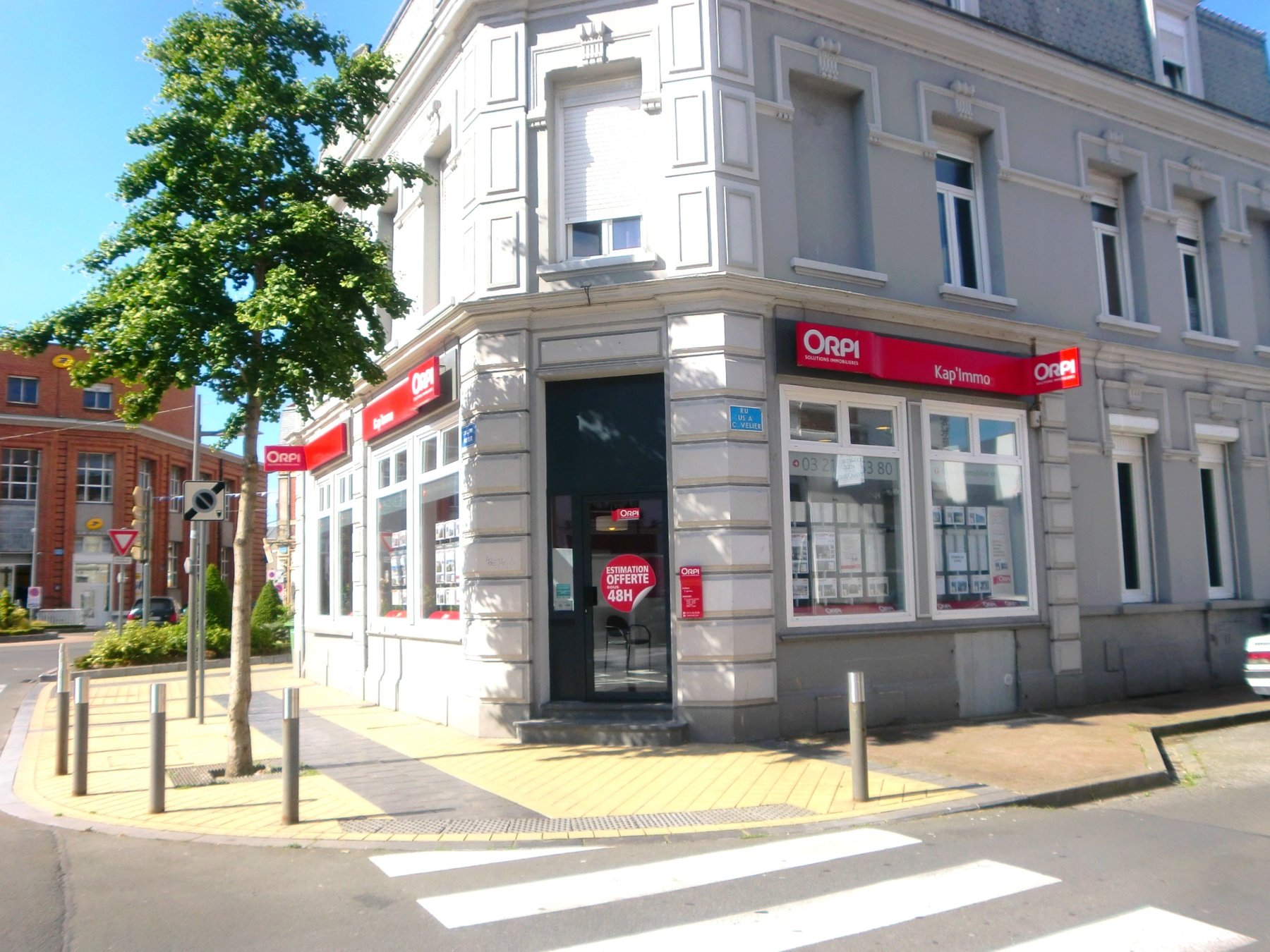 Votre agence orpi kap 39 immo kap 39 immo orpi for Agence immobiliere calais
