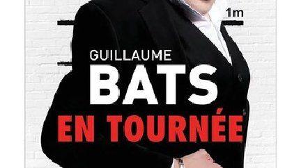 Guillaume BATS en spectacle à Bourges