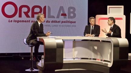 ORPI Lab : 1ère édition avec Nicolas Sarkozy