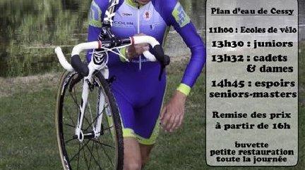 10 ème Cyclo-cross de Cessy
