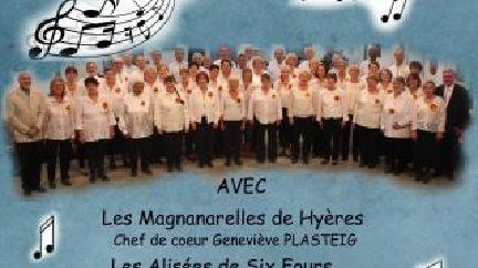 Concert de Ensemble Polyphonique d'Ollioules