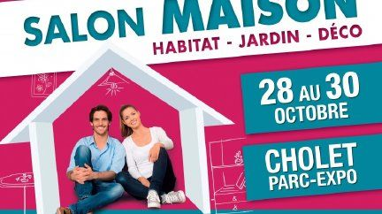 Salon MAISON HABITAT JARDIN DECO