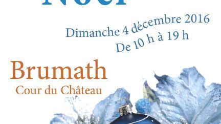 Marché de Noël sur Brumath