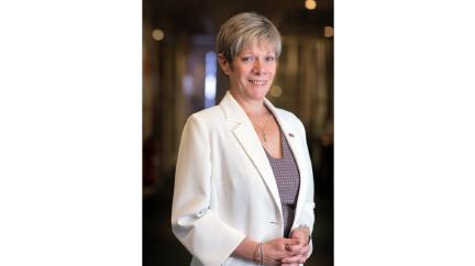 Christine FUMAGALLI élue Présidente  du réseau ORPI