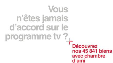 ORPI donne rendez-vous sur les chaînes  du Groupe France Télévisions :  745 occasions de voir le réseau !