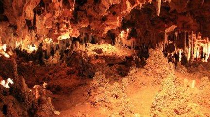 Aven grotte la Forestière